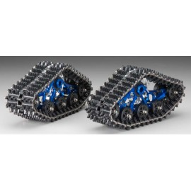 Integy Snow/Sand Conversion Kit Blue 1/10 T-Maxx
