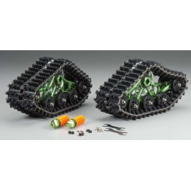 Integy Snow/Sand Conversion Kit Green 1/10 T-Maxx