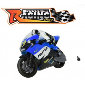 MOTO  1/10 TOP RACE  TR-M29 RECARGABLE RTR