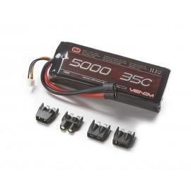 Venom LiPo 3S 11.1V 5000mAh 35C Universal Plug