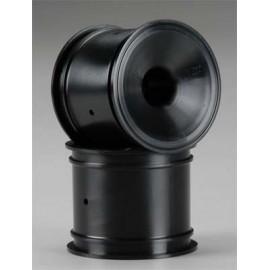 "HPI Racing Dish Wheel Black 2.2"" (2)"