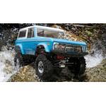 1972 Ford Bronco 4x4 Ascender Brushed RTR