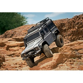 Trx-4 Scale & Trail Crawler Defender 4wd RTR W/ TQi Radio