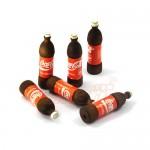 Xtra Speed Wooden Coke Garage Scale Accessor