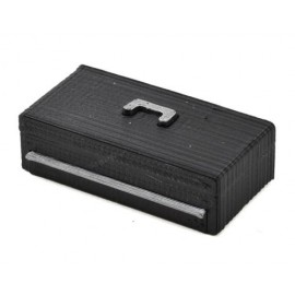 SBC018HBT Scale By Chris 1/2 Tool Box (Black)