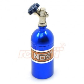 Xtra Speed 1:10 Nos Nitrous Oxide Bottle Scale Accessory Crawler Cars