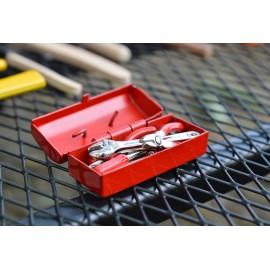 Rojo 1/10 Escala Rc Rock Crawler herramientas de accesorios
