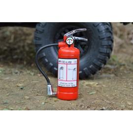 RC coche 1/10 escala extintor RC Crawler