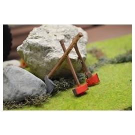1/10 Scale Rock Crawler accessories