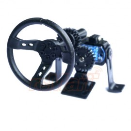 Yeah Racing X DarkDragonWing Motion Steering Wheel Touring Drift RC Car