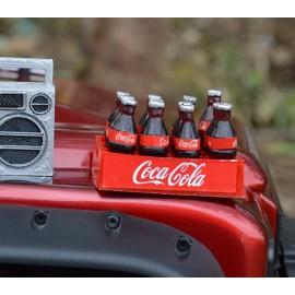 Xtra Velocidad De Plástico De Coca Cola Pack