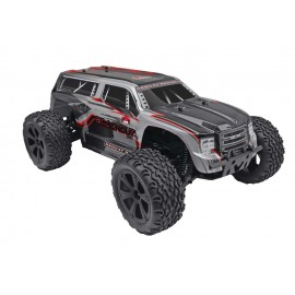 BLACKOUT™ XTE 1/10 SCALE ELECTRIC MONSTER TRUCK SILVER