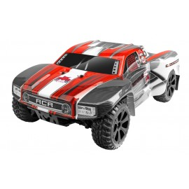 CAMIONETA 1/10 BLACKOUT ELÉCTRICA SHORT COURSE RTR