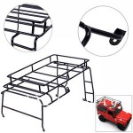 1:10 Defender Simulation Roof Racks For AXIAL SCX10 Crawler Tray Climbing RC Car