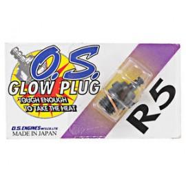 OS R5 Short Body Standard Glow Plug