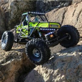 1/10 Night Crawler SE 4WD Rock Crawler Brushed RTR, Verde