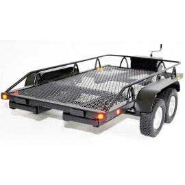 Xtra Speed 1:10 Heavy Duty Truck and RC Cars Trailer Crawler Truck EP