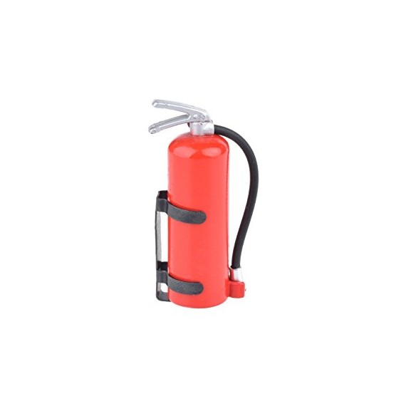 Yeah Racing 1/10 RC Rock Crawler Fire Extinguisher - RC4WD Axial SCX10