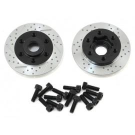 SSD RC Wheel Hub w/Brake Rotor