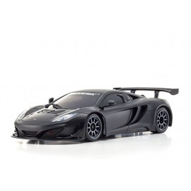 Kyosho 1/27 MR-03S McLaren 12C GT3 2013 Matte Black RS