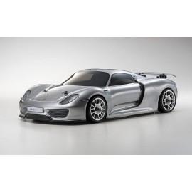 Kyosho 1/10 Fazer VE Porsche 918 Spyder Silver 4WD RTR