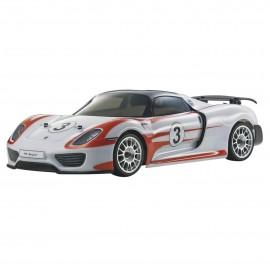 Kyosho 1/10 Fazer VE Porsche 918 Spyder Weisach 4WD RTR