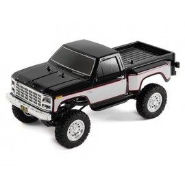 1/12 CR12 Ford F-150 Pick-Up 4WD RTR, NEGRO