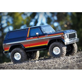 TRX-4  FORD BRONCO CRAWLER RTR