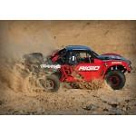 Unlimited Desert Racer Rojo