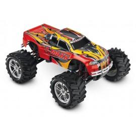 Traxxas 1/10 Nitro T-Maxx 2.5 4WD 2.4GHz RTR ROJA