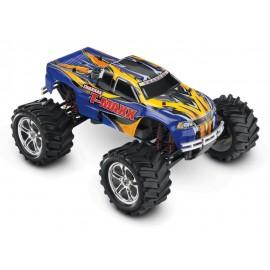 Traxxas 1/10 Nitro T-Maxx 2.5 4WD 2.4GHz RTR AZUL
