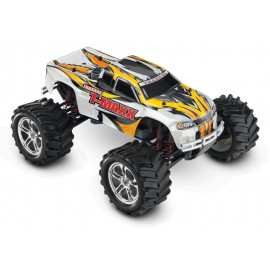 Traxxas 1/10 Nitro T-Maxx 2.5 4WD 2.4GHz RTR BLANCA