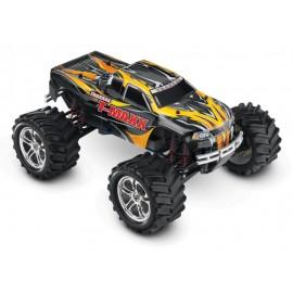 Traxxas 1/10 Nitro T-Maxx 2.5 4WD 2.4GHz RTR NEGRA