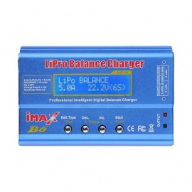 IMAX B6 80W Multi-function Digital Balance Smart Charger