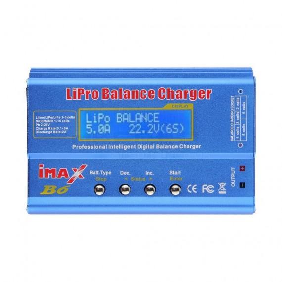 IMAX B6 80W Multi-function Digital Balance Smart Charger