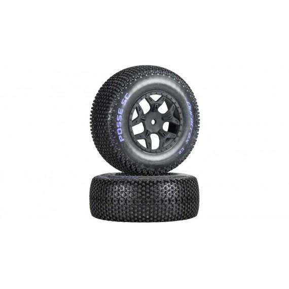 Posse SC C2 Mounted Tires: SCTE 4x4 (2)