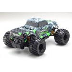 MONSTER TRACKER Green EP 2WD MT RS