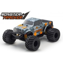 MONSTER TRACKER Orange EP 2WD MT RS
