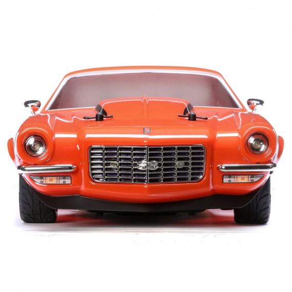 1/10 1972 Chevy Camaro SS V100 4WD RTR, Orange