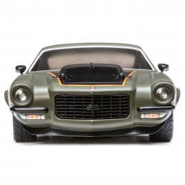 1/10 1972 Chevy Camaro SS V100 4WD RTR PT
