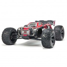 1/8 KRATON 6S BLX Brushless Monster Truck 4WD RTR, Black/Red