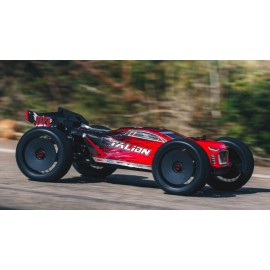 ARRMA 1/8 TALION 6S BLX Brushless 4WD RTR, Red Black
