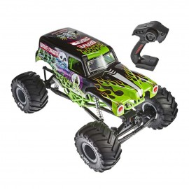 1/10 SMT10 Grave Digger Brushed Monster Jam Truck 4WD RTR