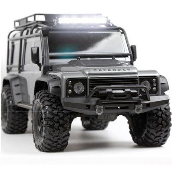 1:10 RC Car Crawler DIY Accessories Super Bright Roof Lamp 18 LED Light Bar