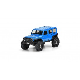 Jeep Wrangler Unlimited Rubicon Clr Bdy TRX-4