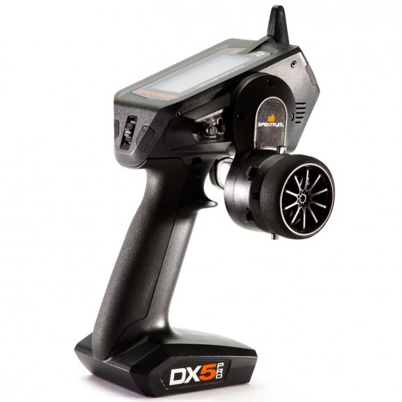 DX5 Pro 5-Channel DSMR Transmitter