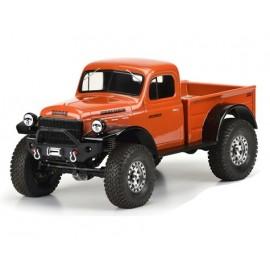 "Pro-Line 1946 Dodge Power Wagon 12.3"" Crawler Body (Clear)"