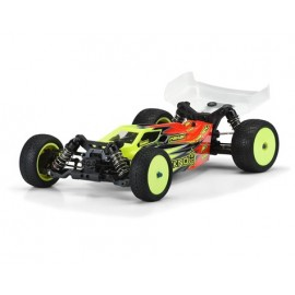 Pro-Line EB410 Elite 4WD Buggy Body (Clear) (Light Weight)