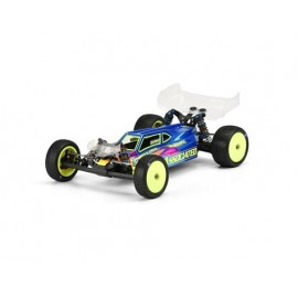 Pro-Line B6/B6D Elite 1/10 Buggy Body (Clear)