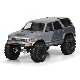 "Pro-Line 1991 Toyota 4Runner 12.3"" Rock Crawler Body (Clear) (SCX10)"